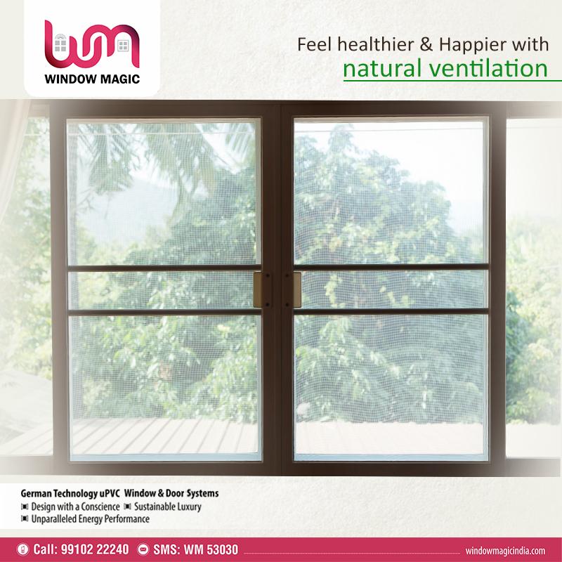 uPVC doors and windows manufacturers