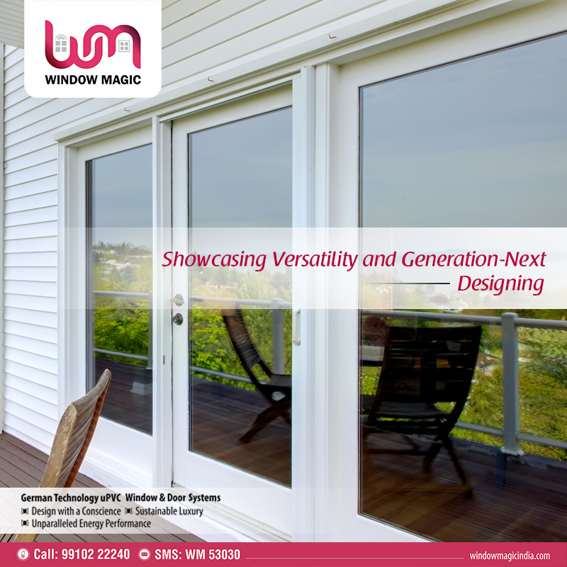 uPVC doors and windows manufacturers
