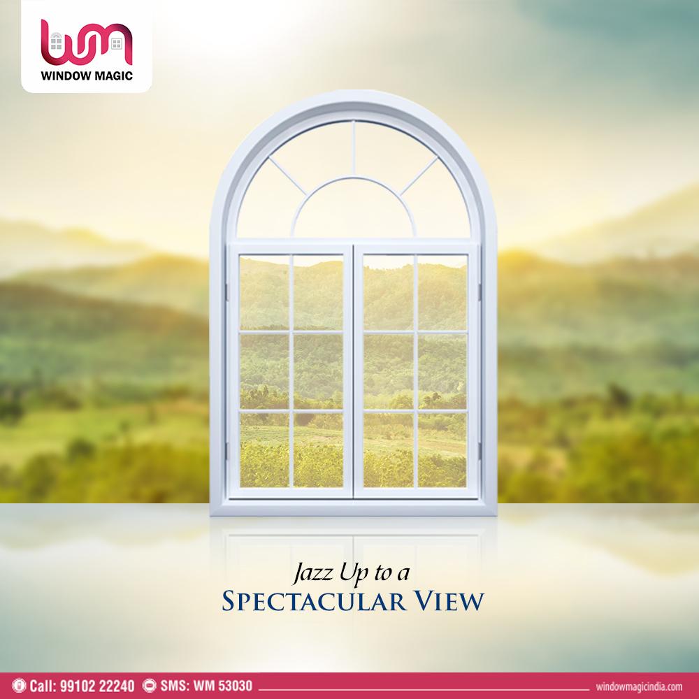 uPVC Windows Bangalore