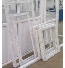 uPVC door frames