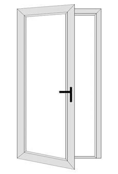 upvc doors manufacturers & uPVC Doors Manufacturers Company India : Single u0026 Double Designs ...